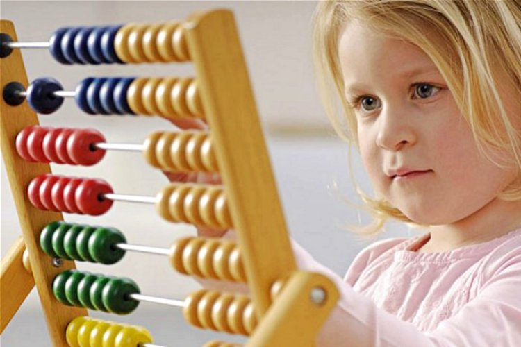 điểm mạnh của trẻ về toán học và tư duy logic cho trẻ niềm hứng thú với môn toán và các con số