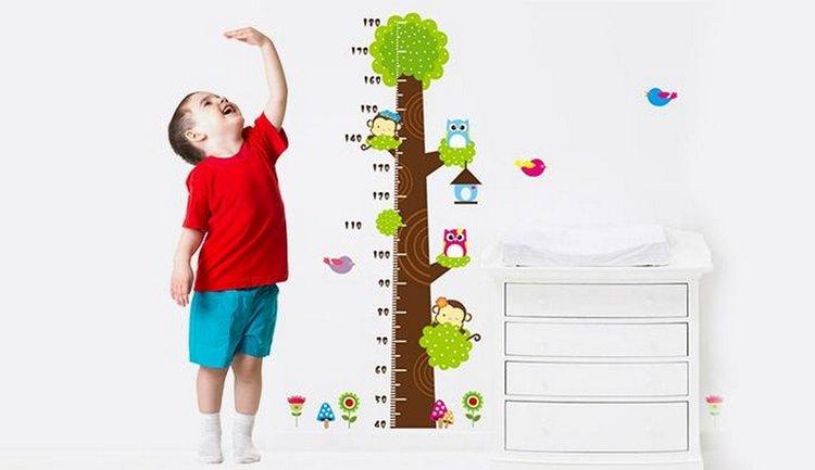 Bảng đo chiều cao cân nặng bé trai bố mẹ cần biết.