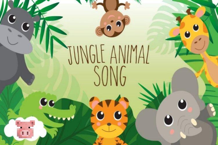 bài hát về động vật giúp bé nhận biết các con vật nuôi trong nhà dễ dàng hơn