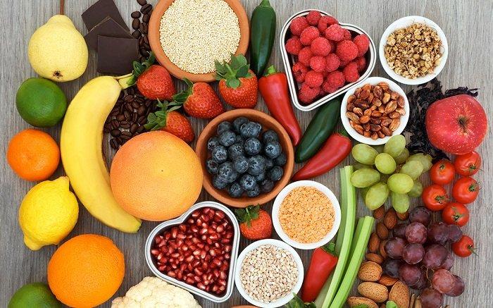 chế độ dinh dưỡng của mẹ cũng là đáp án cho câu hỏi làm sao cho bé sơ sinh tăng cân