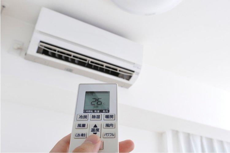nhiệt độ điều hòa cho trẻ sơ sinh phù hợp là 26 độ đến 28 độ C