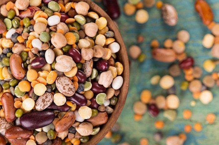 các loại hạt tốt cho bé ăn dặm