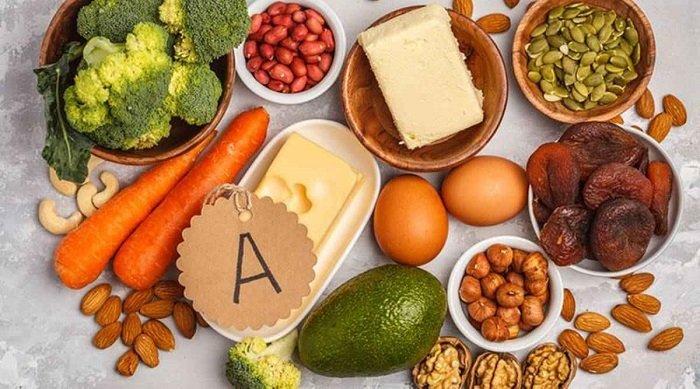 vitamin a và d