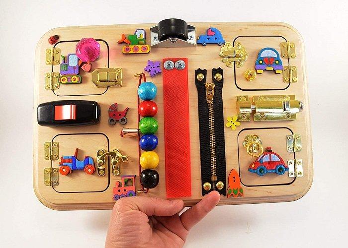 cách làm đồ chơi theo phương pháp montessori