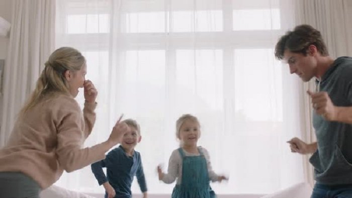 dạy nhảy cho bé 3 tuổi