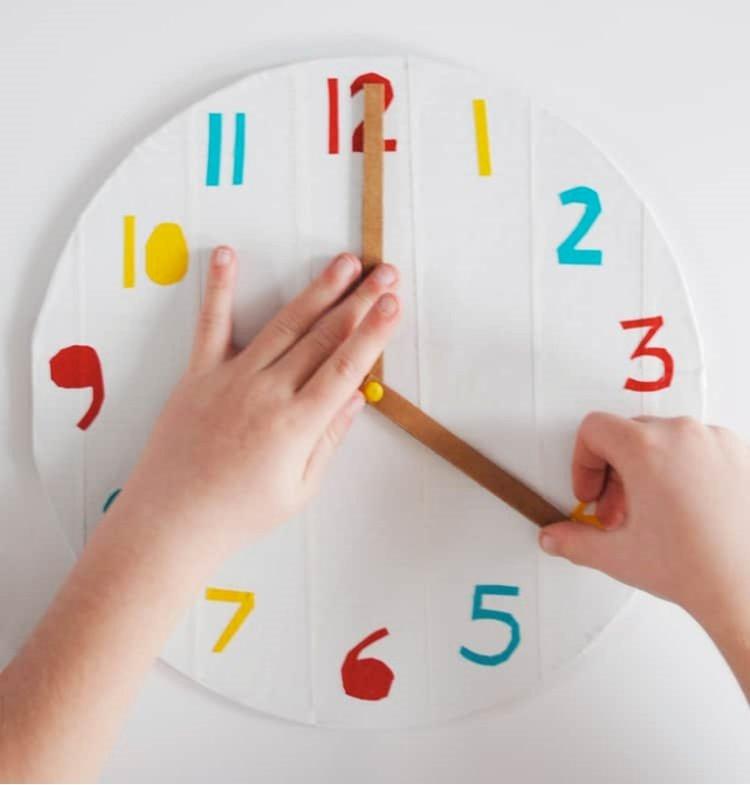 Dạy trẻ xem giờ đúng trên đồng hồ: 5 bước cơ bản bố mẹ nào cũng ...