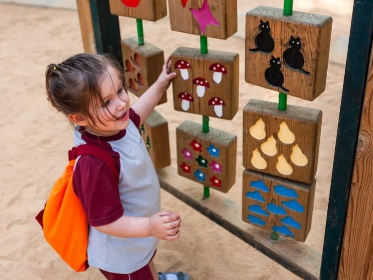 phương pháp dạy bé học toán mẫu giáo hiệu quả đó là sử dụng hình ảnh quen thuộc với bé để tạo hứng thú cho bé