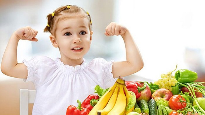bổ sung vitamin c cho bé 7 tháng