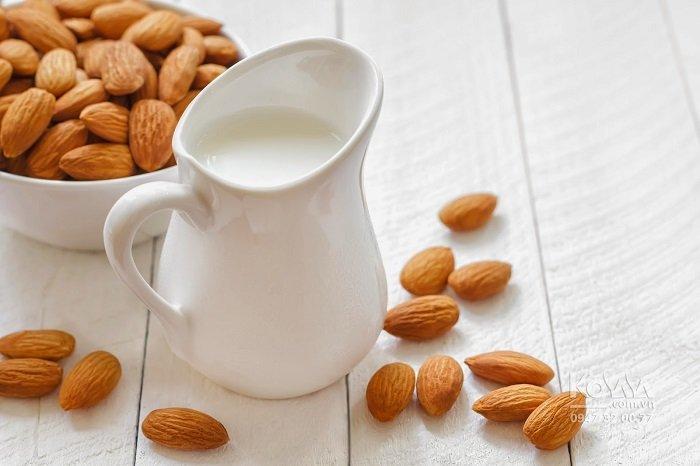 Cách làm sữa hạt cho bé đúng cách