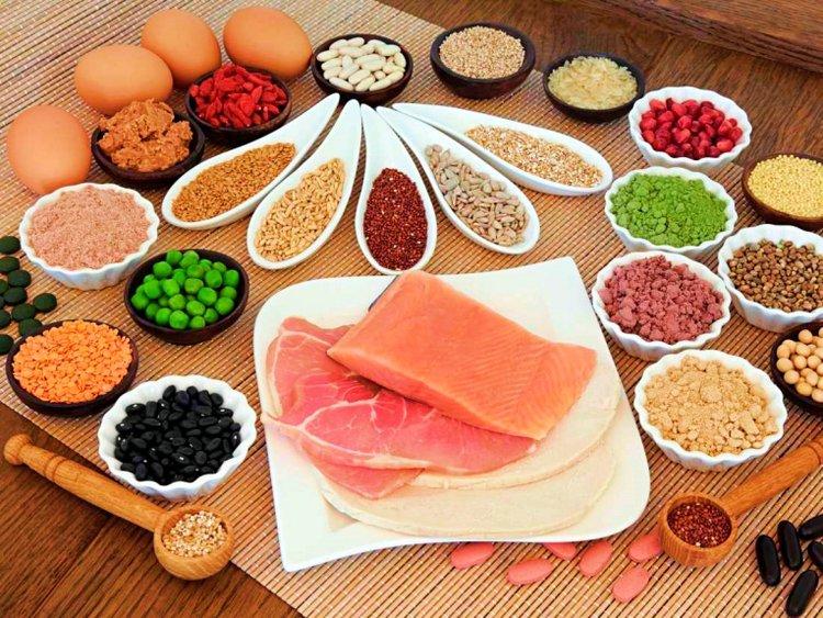 bổ sung protein cho bé qua các thực phẩm giàu đạm