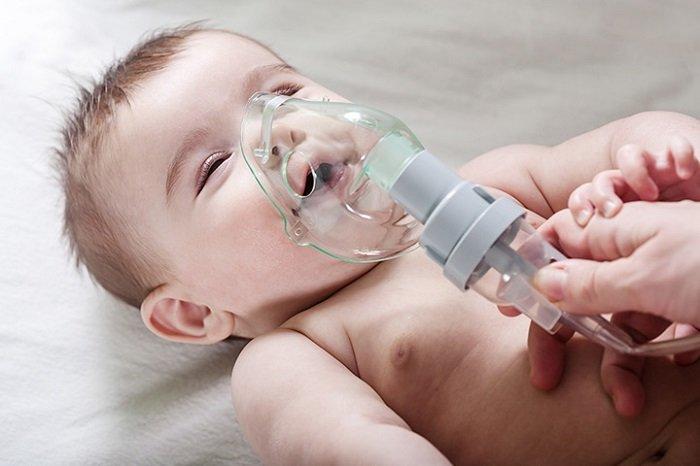 hen suyễn ở trẻ sơ sinh