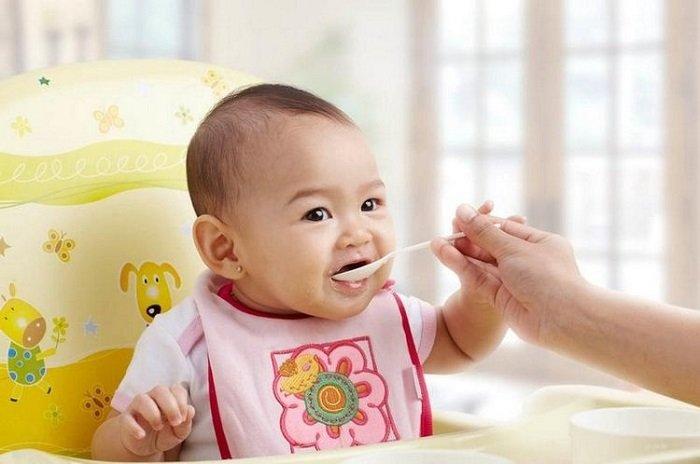 Một trong những các ăn dặm cho bé là ăn dặm kiểu Nhật