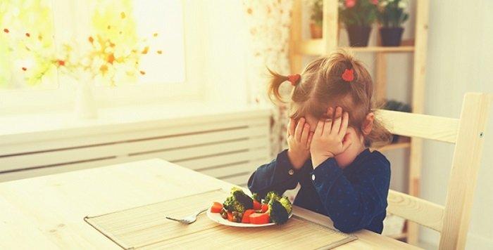 trẻ em bị suy dinh dưỡng và biếng ăn