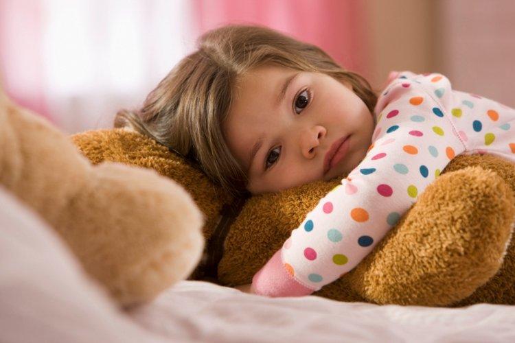 nguyên nhân trẻ khó ngủ về đêm