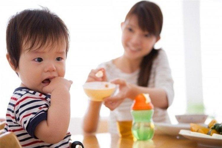 không nên cho trẻ ăn rong