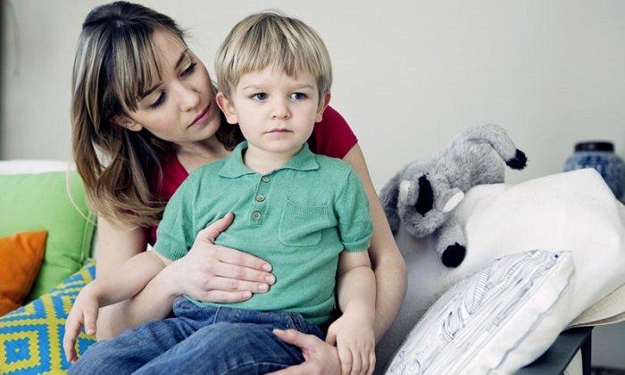 Có nhiều nguyên nhân dẫn đến các bệnh đường ruột ở trẻ em.