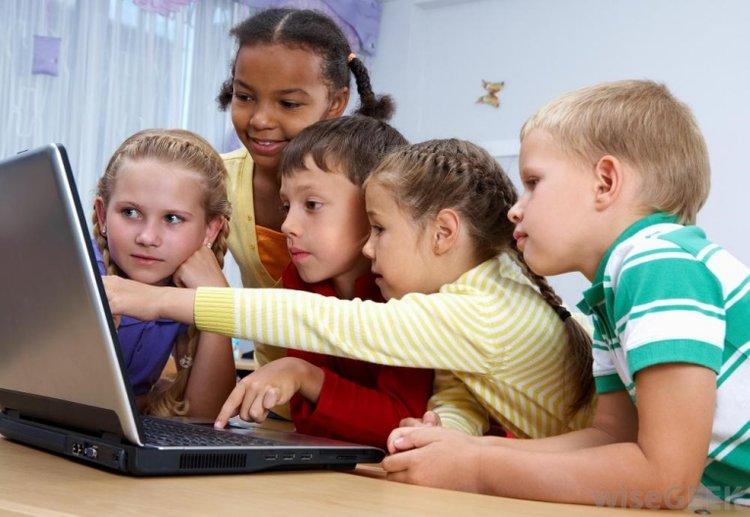 dạy trẻ em học lập trình