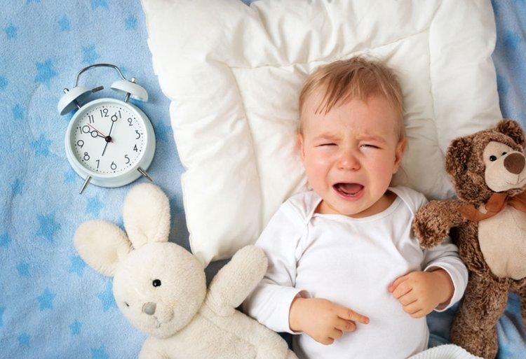 hội chứng giấc ngủ kinh hoàng ở trẻ