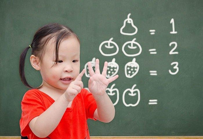 dạy bé học đếm số từ 10 đến 30