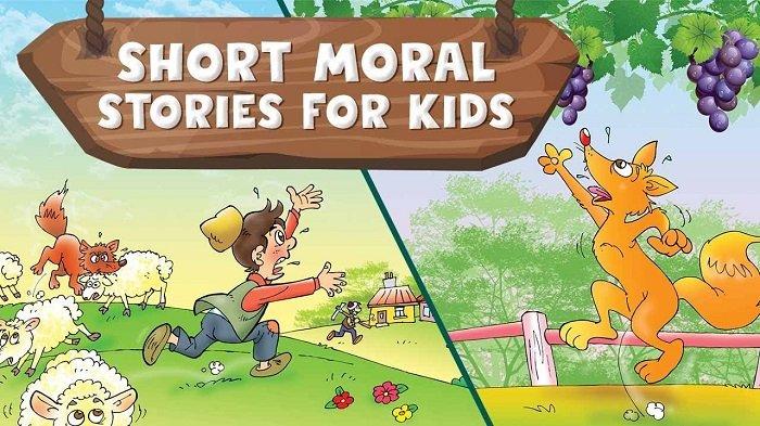 Bố mẹ có thể đọc truyện tiếng Anh cho bé mỗi ngày.