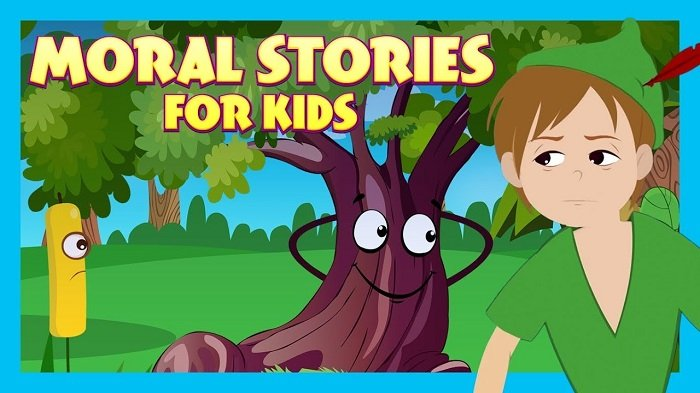 Đọc truyện tiếng Anh cho bé mang tính giáo dục.