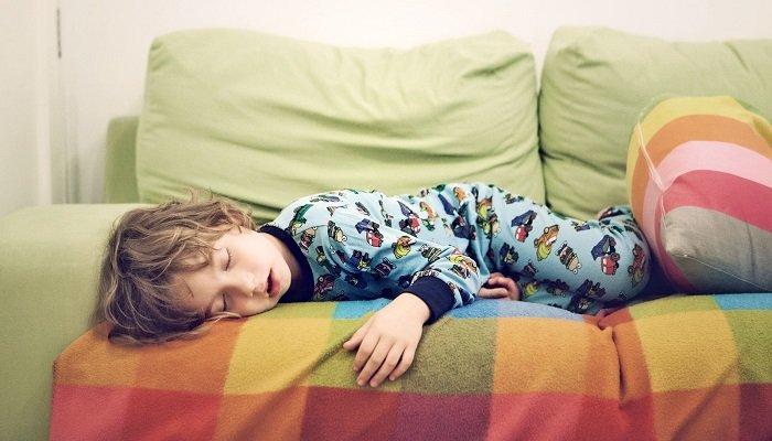 hội chứng ngưng thở khi ngủ ở trẻ em