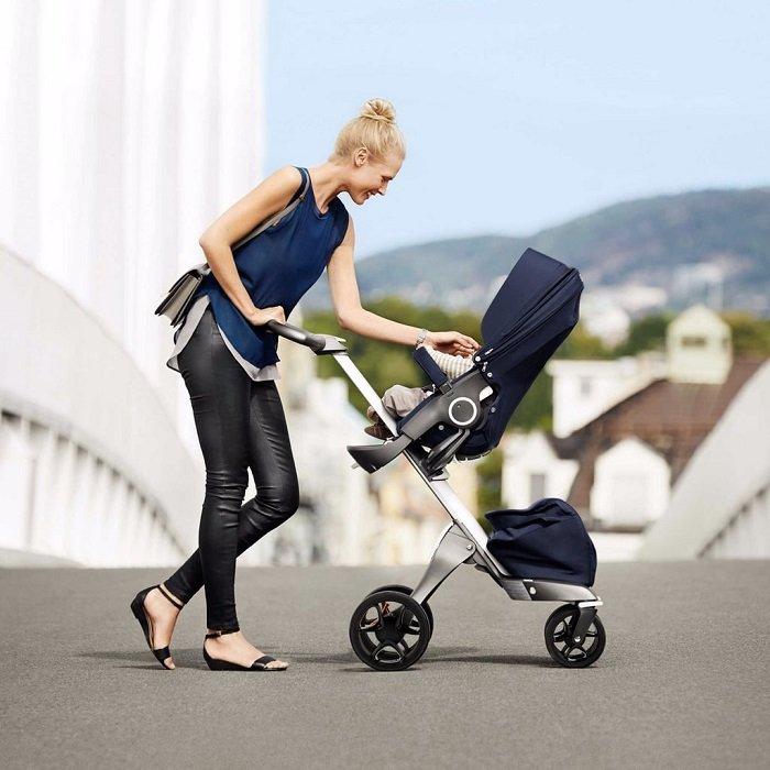 kinh nghiệm chọn xe đẩy cho bé
