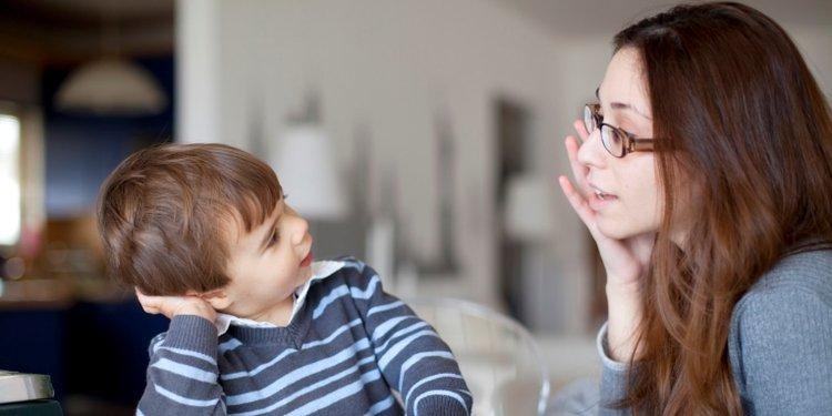 dạy trẻ nắm bắt tông giọng khi giao tiếp