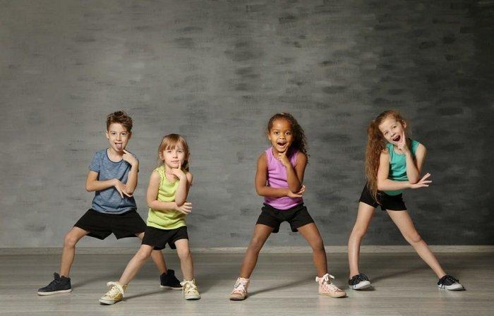 lợi ích khi cho trẻ học múa