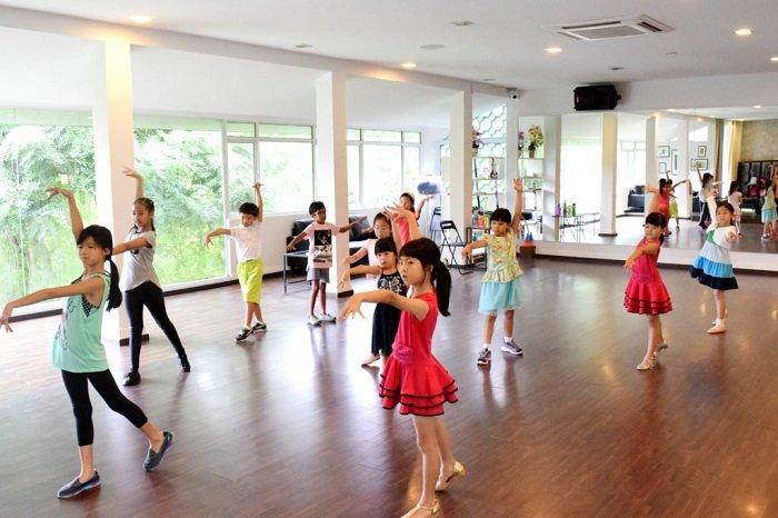 lợi ích của việc học múa