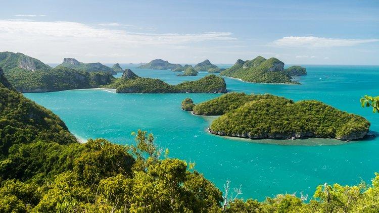 quần đảo ở Thái Lan