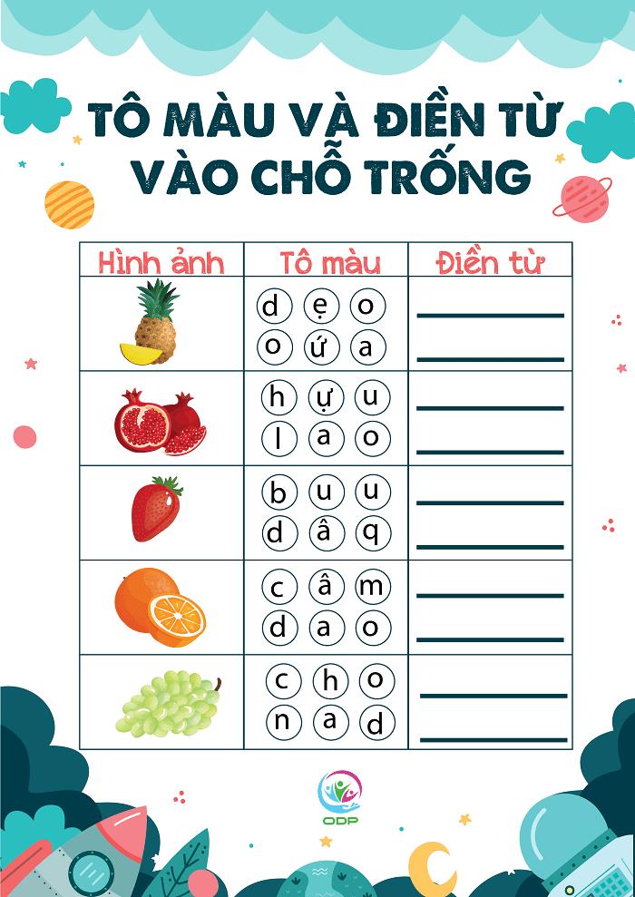 File dạy bé học tiếng Việt