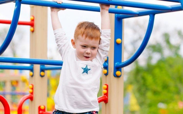 phát triển khả năng vận động của trẻ