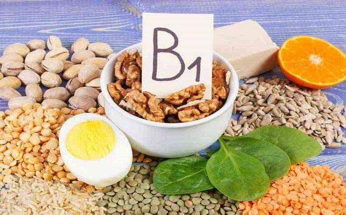 vitamin nhóm b cho bé