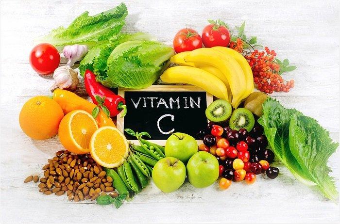 thực phẩm bổ sung vitamin c cho trẻ